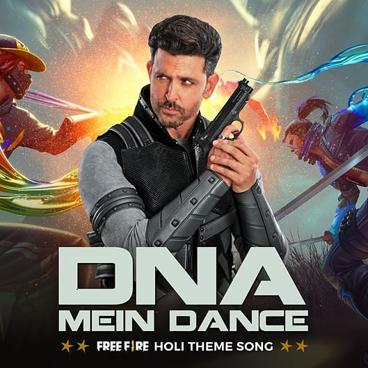 DNA Mein Dance ft Hrithik Roshan