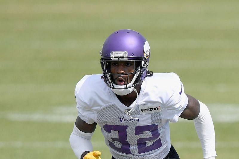 Former Minnesota Vikings CB Mark Fields II