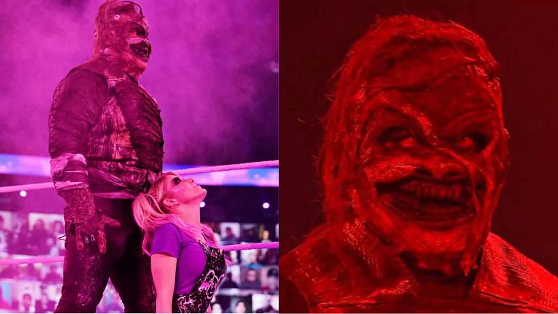 The Fiend reunited with Alexa Bliss in WWE.