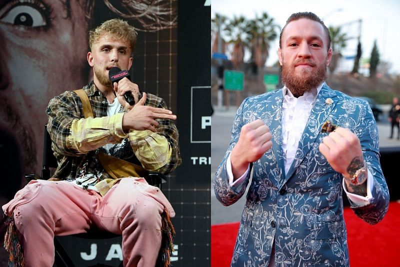 Jake Paul is still eyeing a Conor McGregor fight