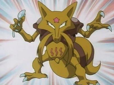 Kadabra (Image via The Pokemon Company)