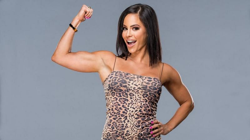 Charly Caruso in WWE