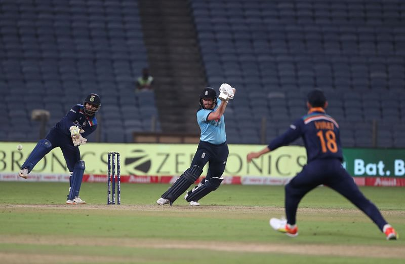 Jonny Bairstow was sensational throughout the ODI series against India