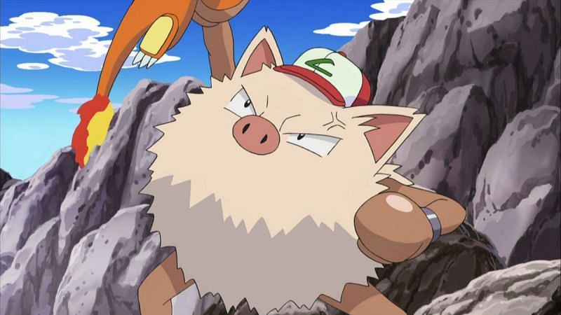 Primeape (Image via The Pokemon Company)