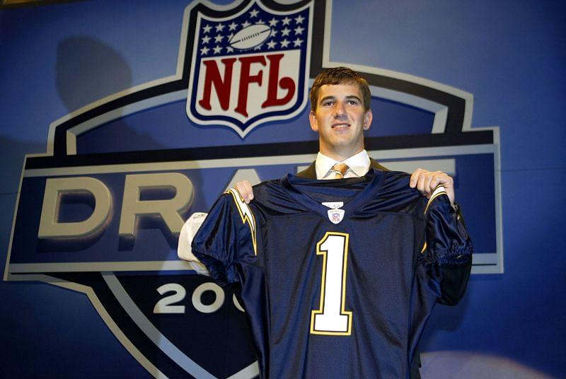 Former NFL QB Eli Manning