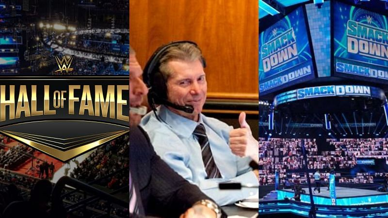 WWE has big plans for WrestleMania week.