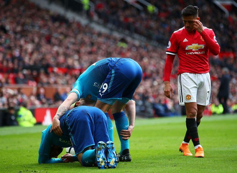 Manchester United vs Arsenal - Premier League