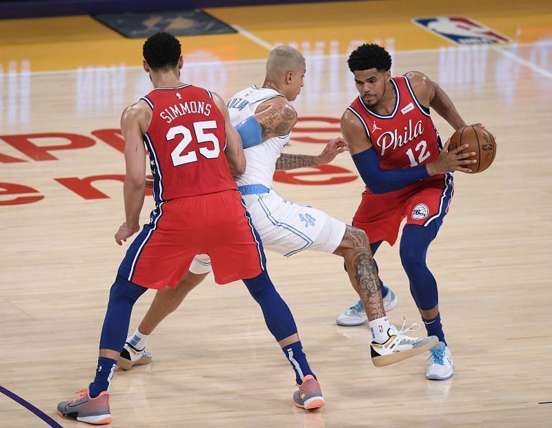 The Philadelphia 76ers are missing Joel Embiid
