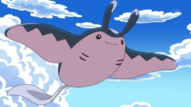 Mantine (Image via The Pokemon Company)