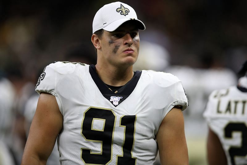 Trey Hendrickson last played in the NFL for the New Orleans Saints
