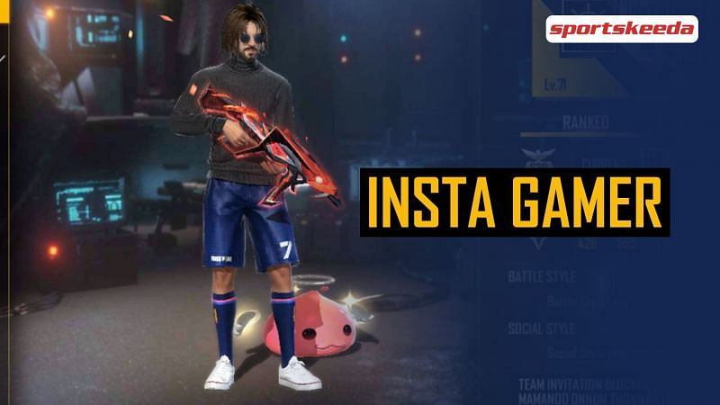 Insta Gamer is one of the most popular Malayali Free Fire YouTubers
