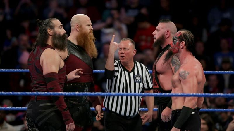 The Bludgeon Brothers vs. The Ascension on WWE SmackDown