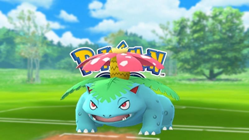 Venusaur is relatively tanky and counters many other leads that players choose (Image via Niantic)