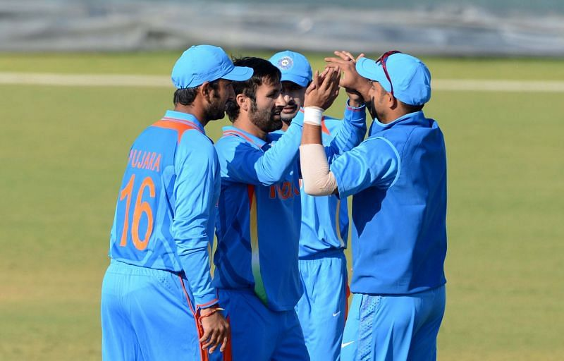 Parvez Rasool captains Jammu and Kashmir in the Vijay Hazare Trophy