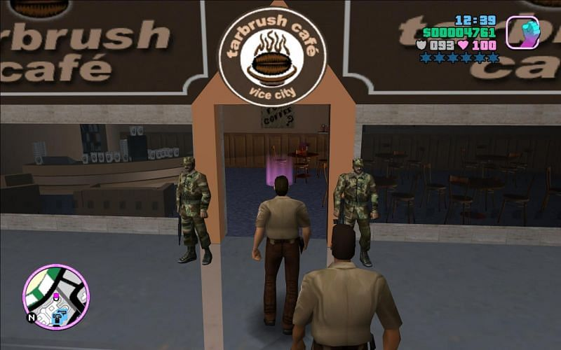 Tommy can wear it not to get attacked by other cops or the army (Image via GTA Wiki)