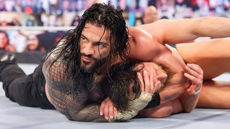 Roman reigns could have a career-changing match at WrestleMania 37