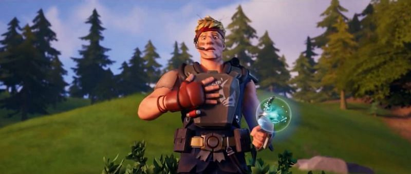 Fortnite could be in danger from itself (Image via Epic Games/Fortnite)