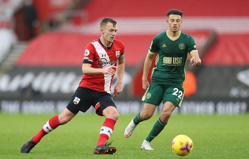 Southampton v Sheffield United - Premier League