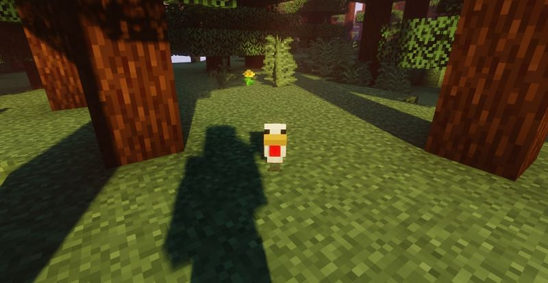 Shown: An upcoming meal (Image via Minecraft)