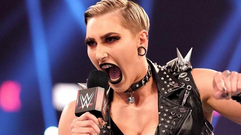 Rhea Ripley recently debuted on RAW