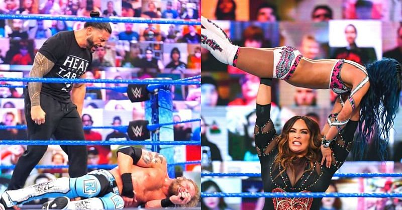 WWE SmackDown Results February 19th, 2021: Latest Friday Night SmackDown Winners, Grades, Video Highlights