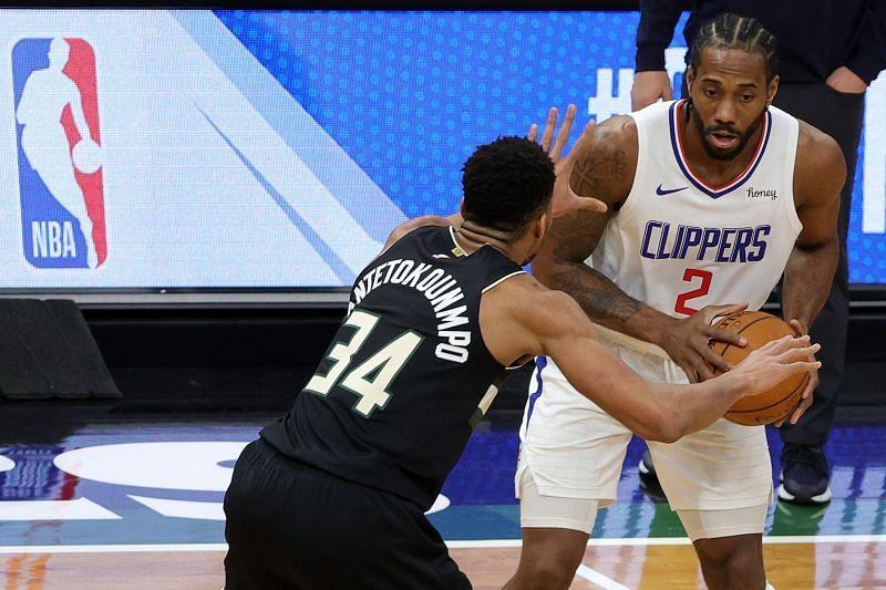 LA Clippers vs Milwaukee Bucks
