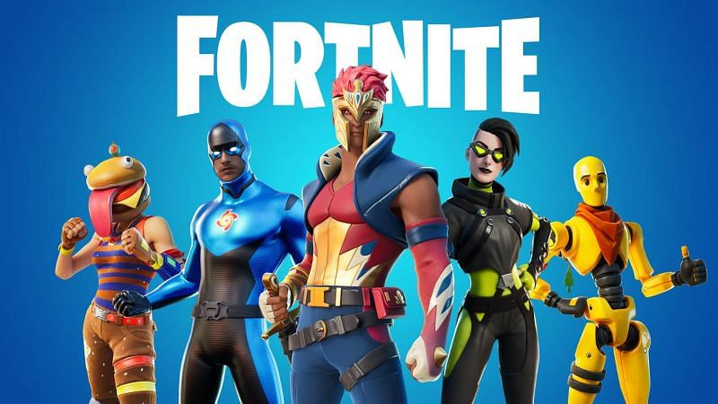 Everything to know about earning V-Bucks in Fortnite using Fetch Rewards (Image via Epic Games)