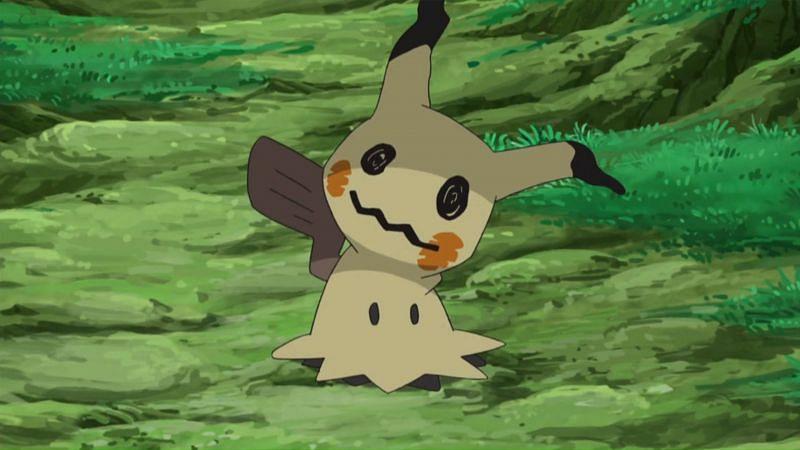 Mimikyu (Image via The Pokemon Company)