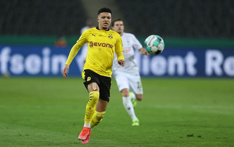 Manchester United and Liverpool could go head-to-head for Jadon Sancho this summer