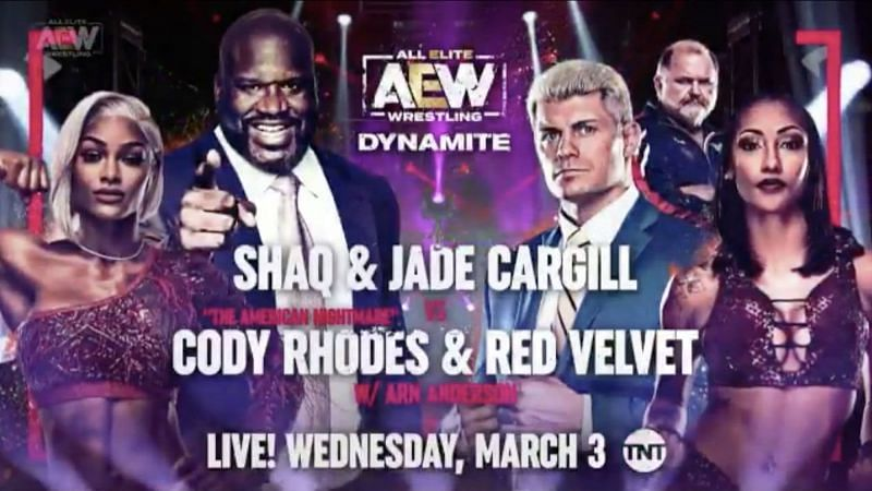 Shaq makes a bold claim about his AEW in-ring debut tomorrow.
