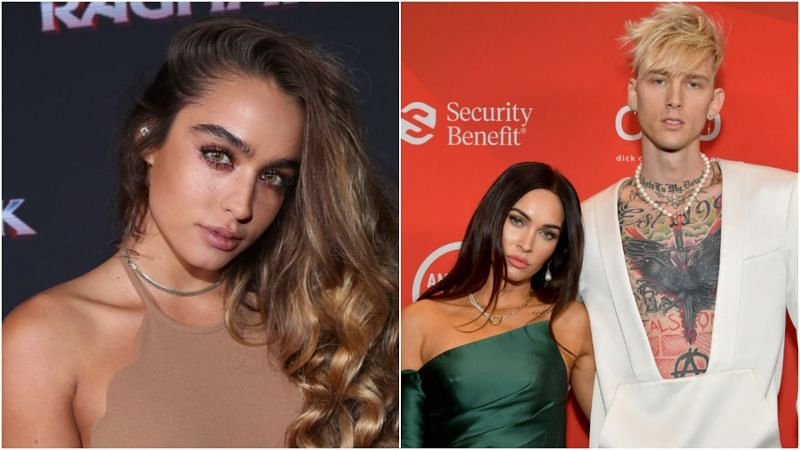 Sommer Ray recently opened up on Machine Gun Kelly x Megan Fox