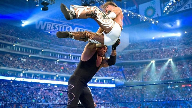 Shawn Michaels vs The Undertaker is considered by some to be the greatest match in WrestleMania history