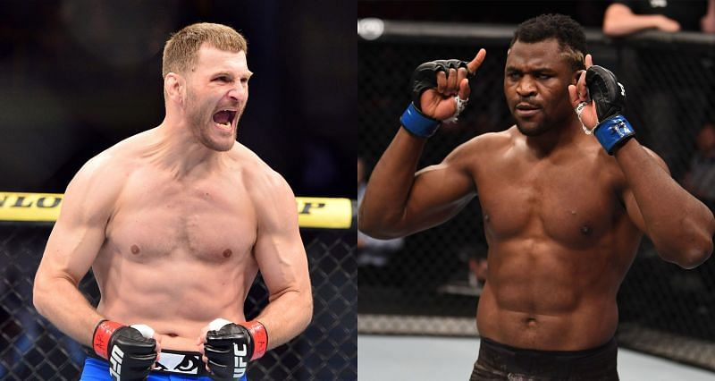 Miocic vs NGannou 2 is scheduled for UFC 260 on March 27, 2021