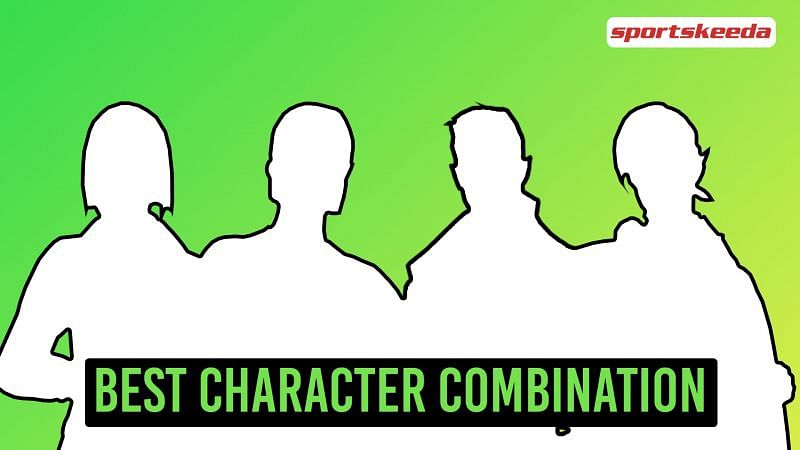 Best Free Fire character combinations for Clash Squad