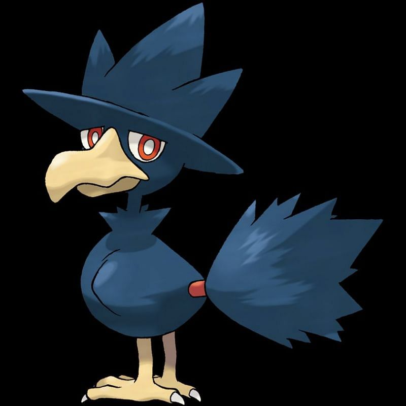 Murkrow (Image via The Pokemon Company)