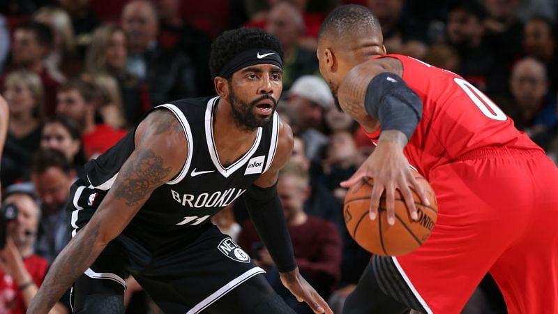 Brooklyn Nets v Portland Trail Blazers.