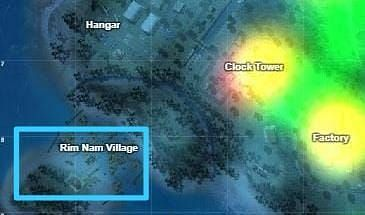 Rim Nam Village in Free Fire
