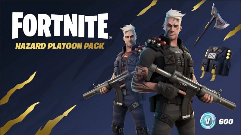 Everything to know about the Hazard Platoon starter pack in Fortnite Season 6