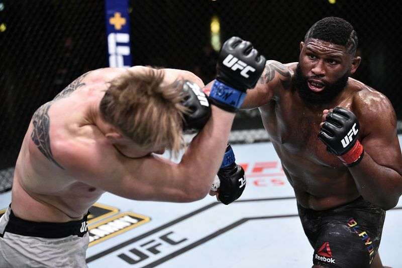 UFC Fight Night: Blaydes vs Volkov