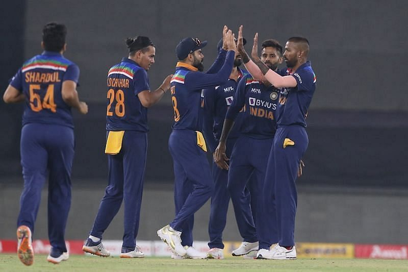 Team India are currently locked level with England in the T20 series