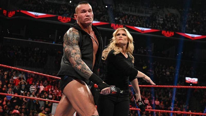 Randy Orton and Beth Phoenix