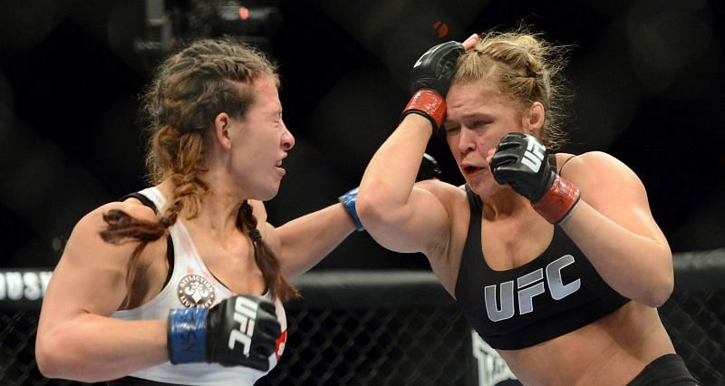 Miesha Tate lost her Strikeforce title to Ronda Rousey in 2012 and failed to avenge the loss at UFC 168 in December 2013