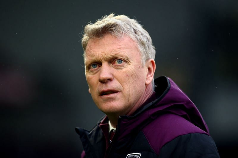 David Moyes is closing in on 1,000 games as manager.