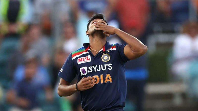 T Natarajan would look to build on his impressive ODI debut against Australia.