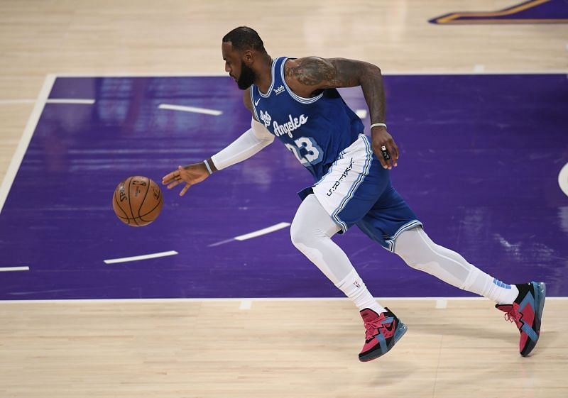 LeBron James looks set to charge towards a career in Hollywood.