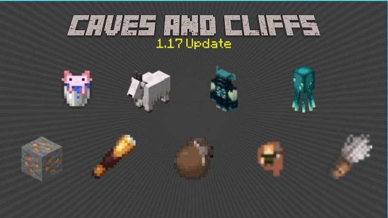 Minecraft 1.17 Caves and Cliffs update: Every confirmed mob so far