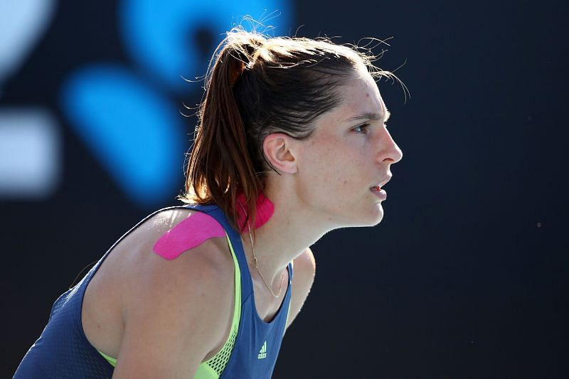 Andrea Petkovic is a two-time semifinalist in Miami.