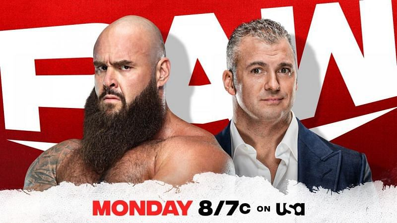 Braun Strowman and Shane McMahon