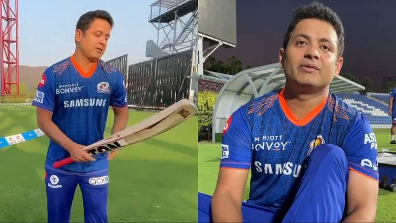 Piyush Chawla will play his first season for the Mumbai Indians in IPL 2021.