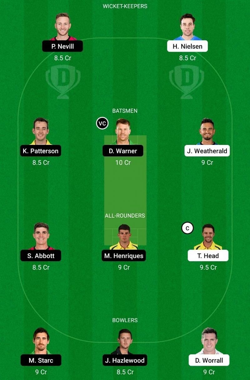 SAU vs NSW Dream11 Team Prediction - Marsh One-Day Cup